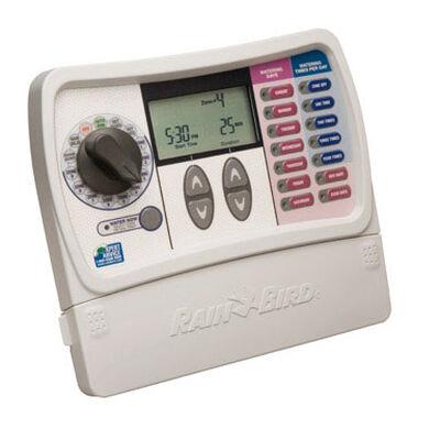 Rain Bird Programmable 4 zone Sprinkler Timer Electronic Boxed