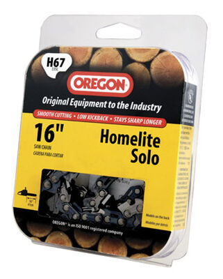 Oregon Chainsaw Chain 67 links 16 in. For Homelite Solo 33 SL