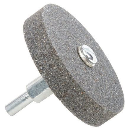 Forney 2-1/2 in. Dia. Aluminum Oxide 60 Grit Mounted Grinding Wheel
