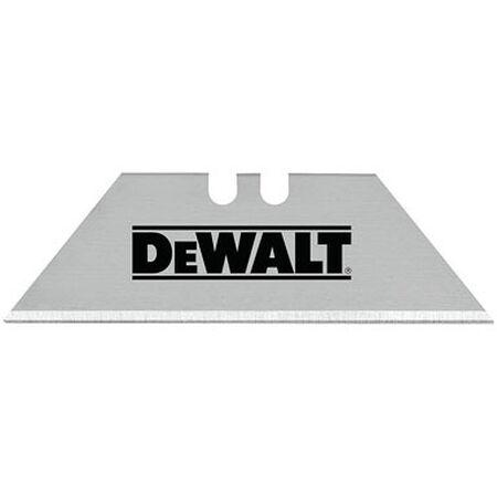 DeWalt Dewalt Steel Heavy Duty Utility Knife Replacement Blade 75 pk