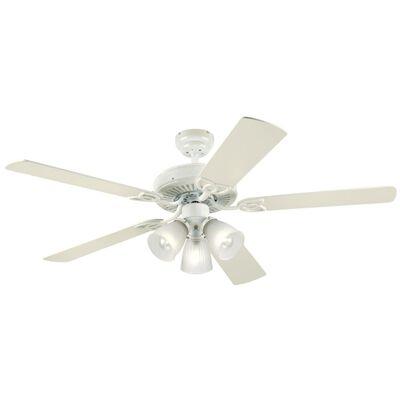 Westinghouse Vintage Ceiling Fan 52 in. W White