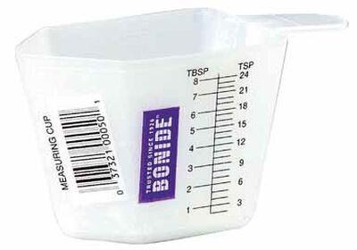 Bonide Plastic 4 oz. Measuring Cup
