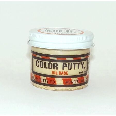 Color Putty Natural Wood Filler 16 oz.