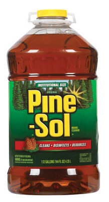 Pine Sol Pine Scent All Purpose Cleaner 144 oz. Liquid For Multi-Surface