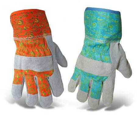 Glove Ladies Leather Split Pal