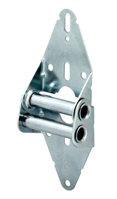 Prime-Line 3 in. W x 11.75 in. L Steel Garage Door Hinge