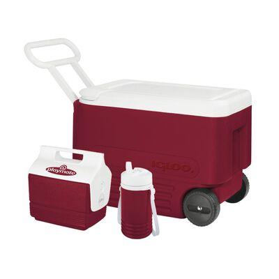 Igloo Wheelie Cool Cooler 38 qt.