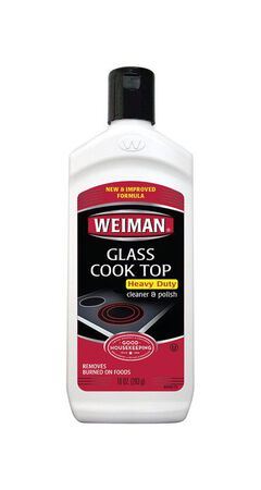 Weiman 10 oz. Glass Cooktop Cleaner