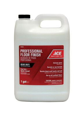 Ace Floor Finish High Gloss 1 gal.