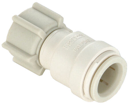 Watts 1/2 in. FPT x 1/2 in. Dia. PEX FPT Quick Connect Female Adapter