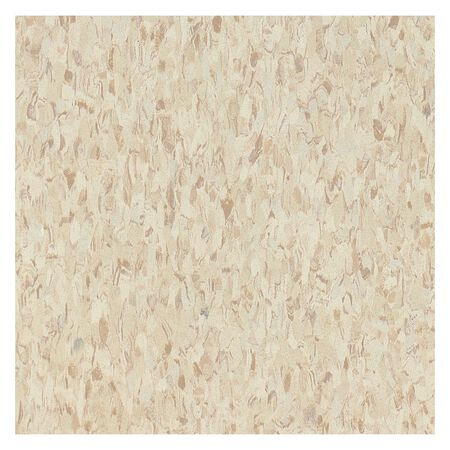Imperial Texture VCT 12 in. x 12 in. Sandrift White Standard Excelon Commercial Vinyl Tile (45 sq. ft. / case)