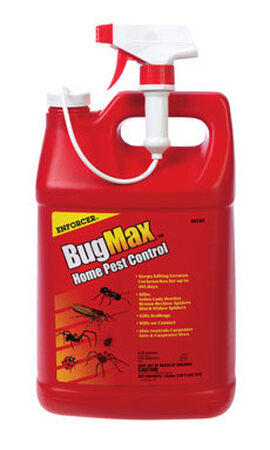 Enforcer BugMax Home Pest Control Insect Killer For Roaches Ants Spiders 1 gal.