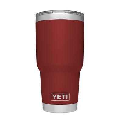 YETI Rambler Insulated Tumbler w/Lid 1 pk 30 oz. Brick Red