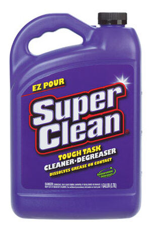 Super Clean Citrus Scent Cleaner and Degreaser 1 gal. Bottle