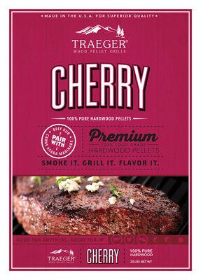 Traeger Cherry Hardwood Pellets 20 lb.