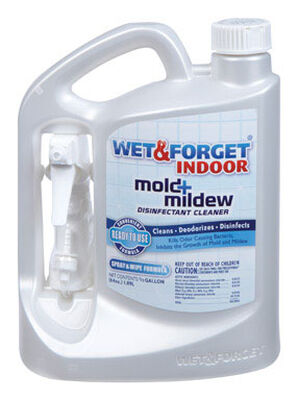 Wet & Forget Indoor Disinfectant Cleaner 64 oz.