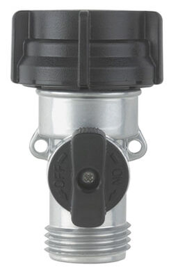 Ace Zinc Hose Shut-off Valve Threaded