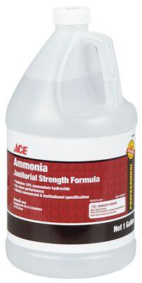 Ace Ammonia 1 gal. Liquid For Multi-Surface