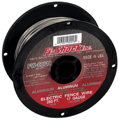 Fi-Shock Electric Electric Fence Wire 250 ft.