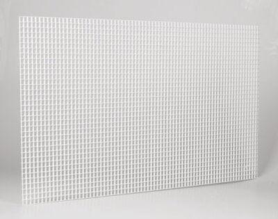 Plaskolite Polystyrene Egg Crate Lighting Panel 47-3/4 in. H x 23-3/4 in. W