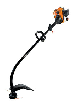Remington Gas Powered Curved Shaft Corded String Trimmer 17 in.