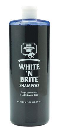 Farnam White N' Brite Shampoo 32 oz.
