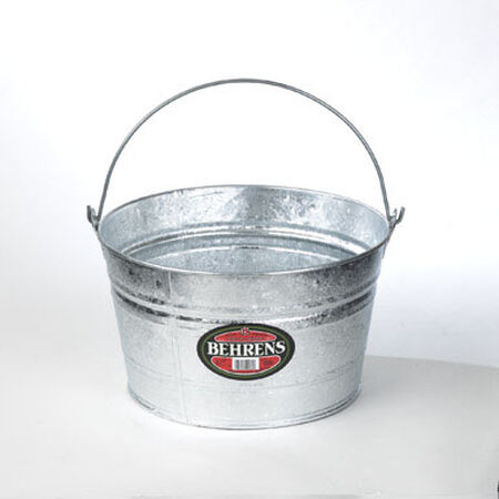 Behrens 4.2 Hot-Dipped Galvanized Tub