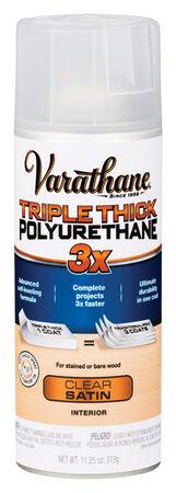 Varathane Triple Thick Transparent Polyurethane 11.25 oz.