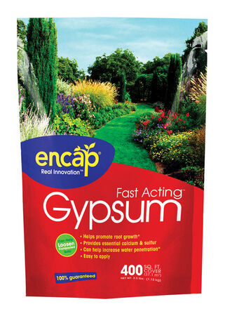 Encap Gypsum and Soil Conditioner Organic 400 sq. ft. 2.5 lb.