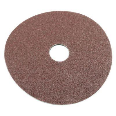 Forney 5 in. Dia. Resin Fiber Sanding Disc 80 Grit 3 pk