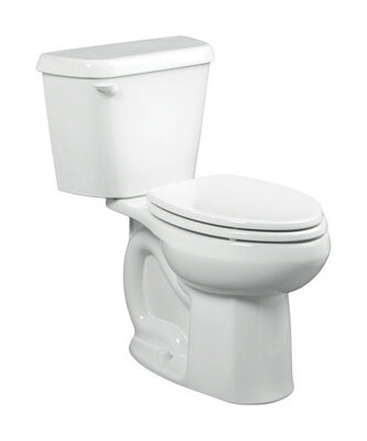 American Standard Colony Elongated Complete Toilet 1.6 ADA Compliant White