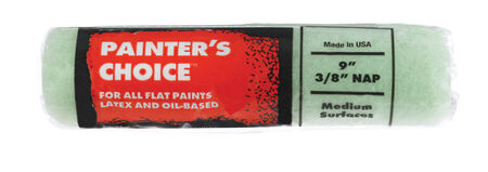Wooster Painter's Choice Fabric Paint Roller Cover 3/8 in. L x 9 in. W