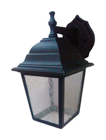 Westinghouse 1 lights Black LED Outdoor Wall Lantern