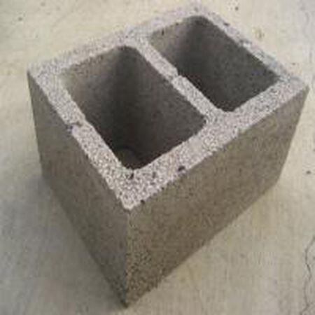 "Block Cinder 12"" x 8"" x 16"""