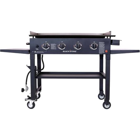 Blackstone Liquid Propane Patio Outdoor Griddle Black 4