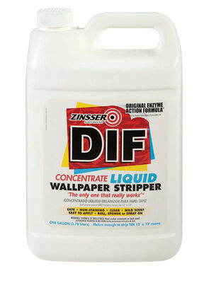 Zinsser DIF Odorless Wallpaper Stripper 1 gal. Gel