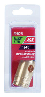 Ace Low Lead Cold 1Z-6C Faucet Stem Barrel For American Standard