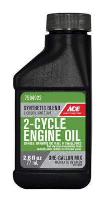 Ace JASO-FD 2 Cycle Engine Oil 2.6 oz.