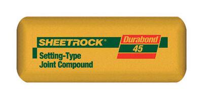 Sheetrock DuraBond 45 Joint Compound 25 lb. Natural 30-80 min
