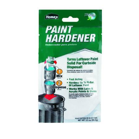 Homax Paint Hardeners 3.5 oz.