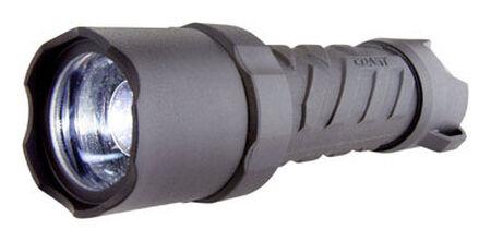 Coast Polysteel 400 300 lumens Flashlight LED AAA Black