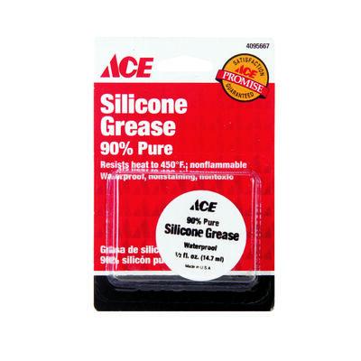 Ace Silicone Grease 1/2 fl. oz.