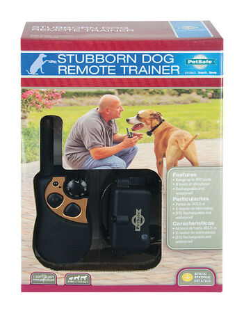 Petsafe Stubborn Dog Remote Trainer 400 yd. Range