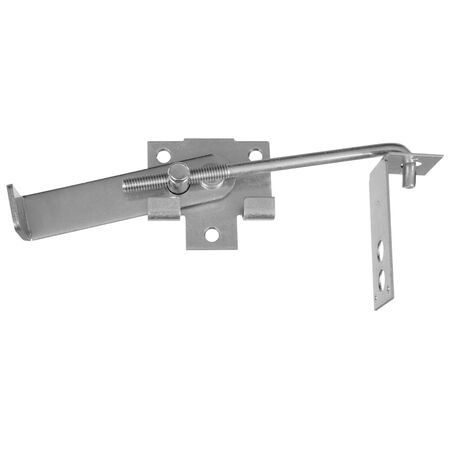 Stanley Steel Jamb Latch 2-3/4 in. W x 7 L 1