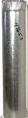 Imperial Manufacturing 6 in. Dia. x 24 in. L Galvanized Steel Furnace Pipe Metallic