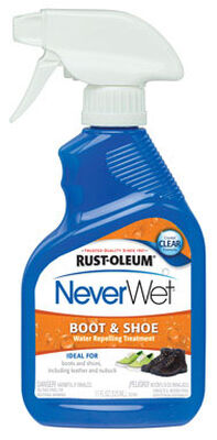 Rust-Oleum 11 oz. Boot and Shoe Repelling Treatment NeverWet
