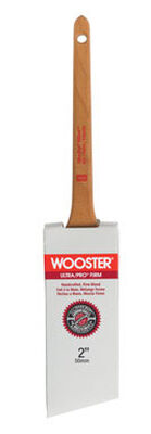Wooster Ultra Pro Firm 2 in. W Angle Nylon Polyester Paint Brush