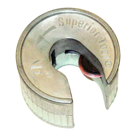 Superior Tool 1/2 in. Dia. Pipe Cutter