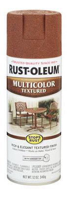 Rust-Oleum Stops Rust Rustic Umber Textured Multicolor Textured Spray 12 oz.