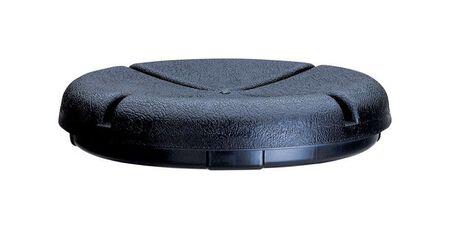 CLC Work Gear Bucket Seat Lid 12 in. L Plastic